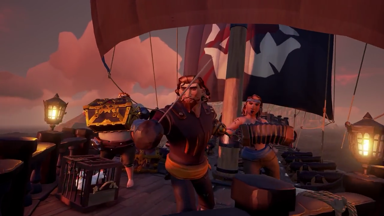 Sea of Thieves has sold over 1 million copies on Steam