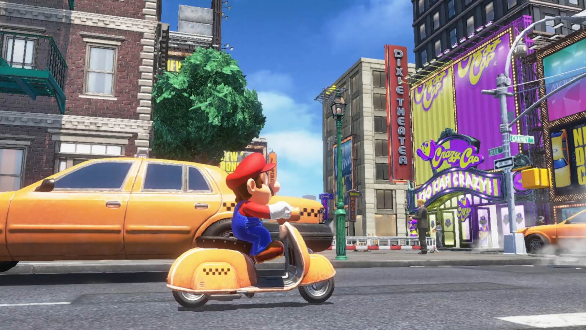 The Super Mario Odyssey Any Percent Speedrun Record Has Fallen