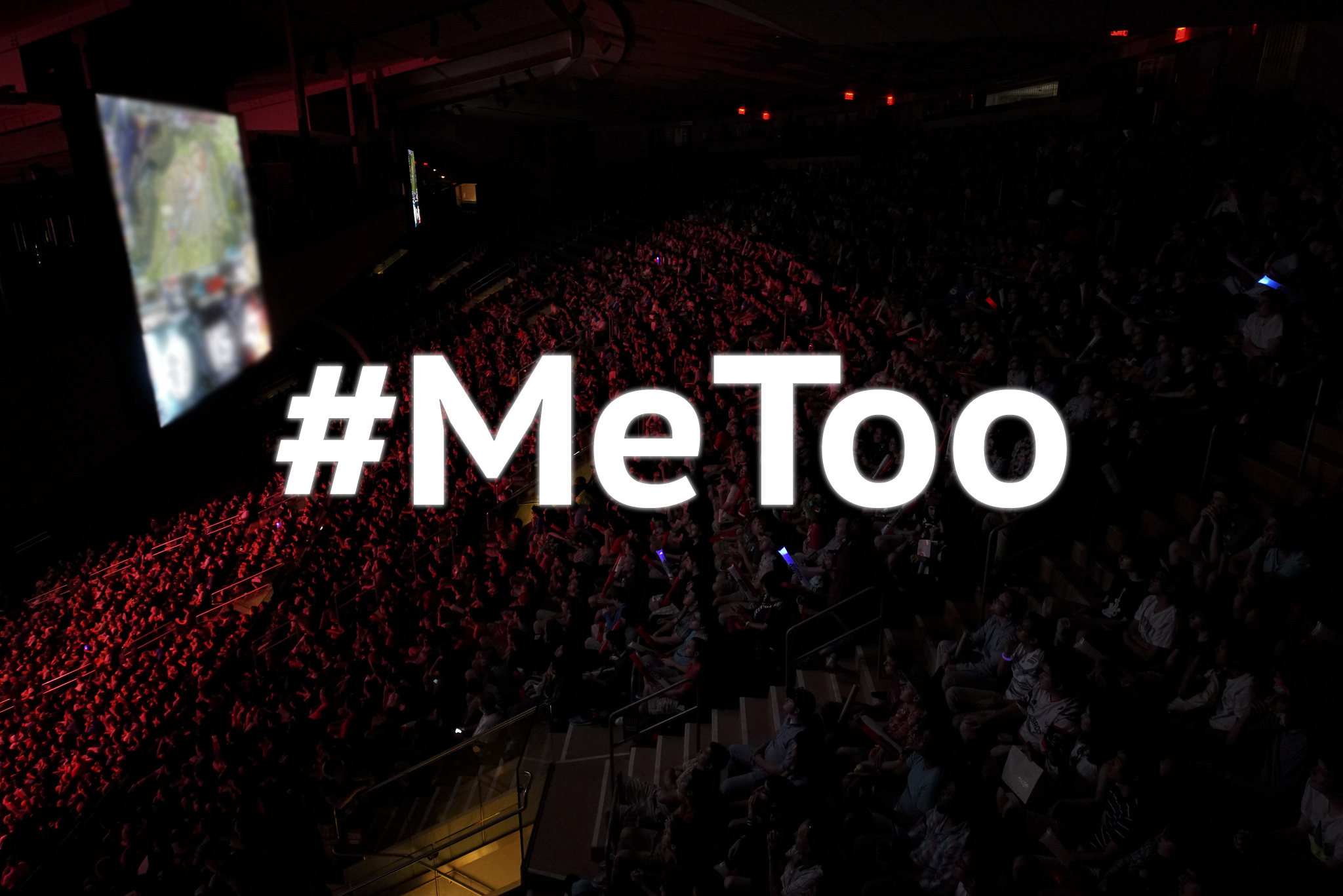 Sexual harassment in esports: It's more common than you think, and it needs to stop