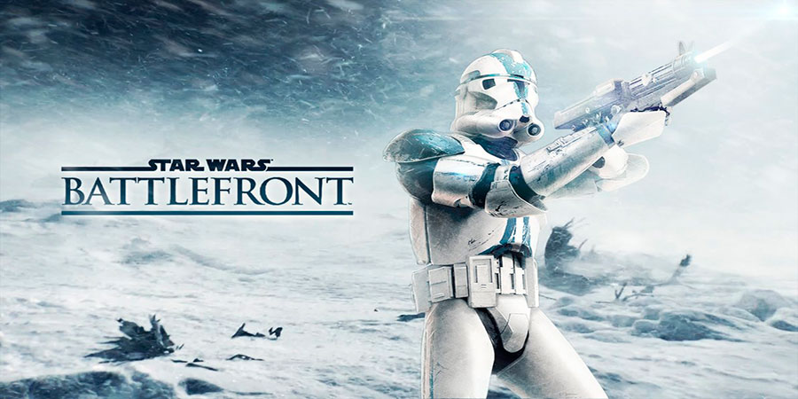 The Force Returns in the Form of Battlefront