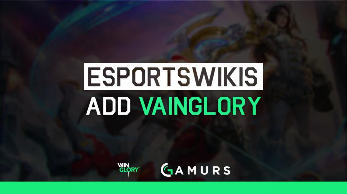 EsportsWikis Expand into Vainglory