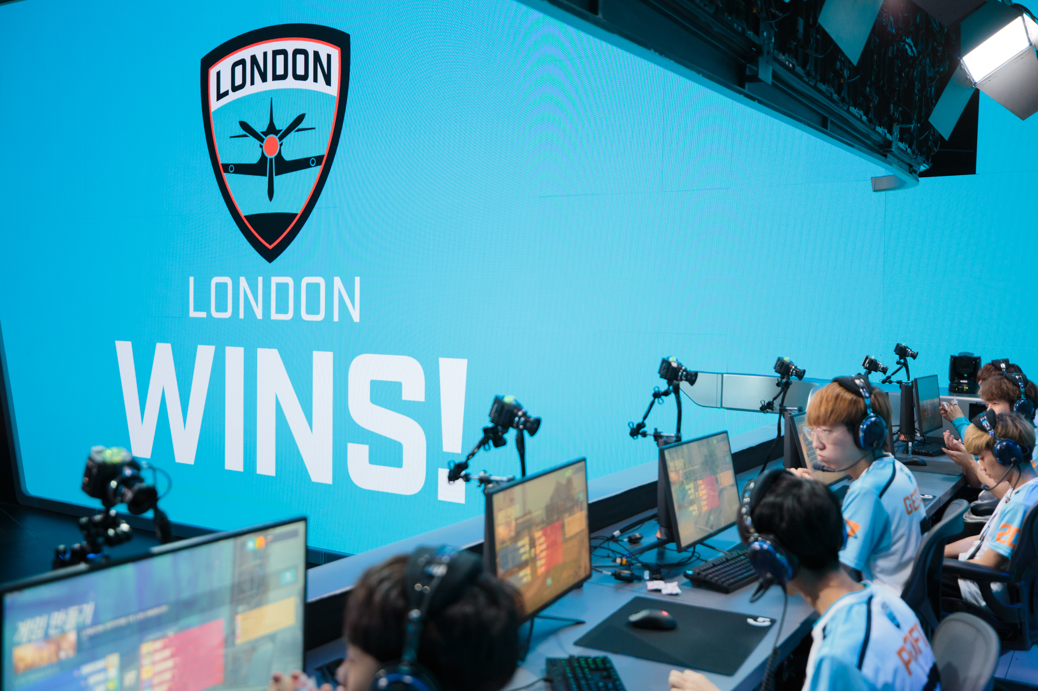 London Spitfire relocate to South Korea for upcoming Overwatch League matches
