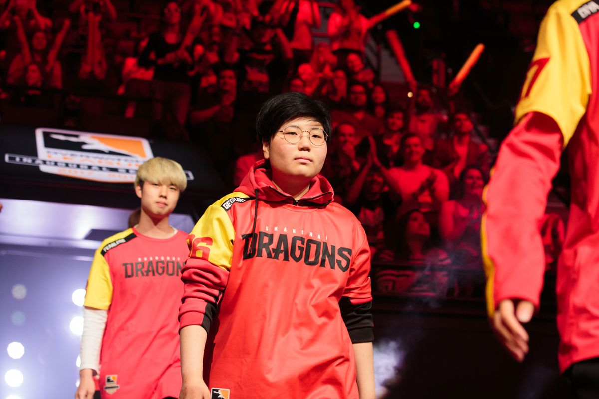 Shanghai Dragons Have The Most Intensive Training Schedule In The Owl But It S Not Working Dot Esports