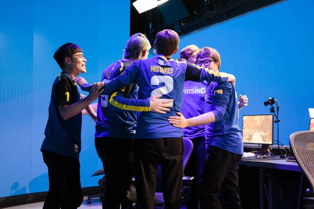 Boston Uprising Select Los Angeles Gladiators As Their Stage 3 Playoff Foe Dot Esports