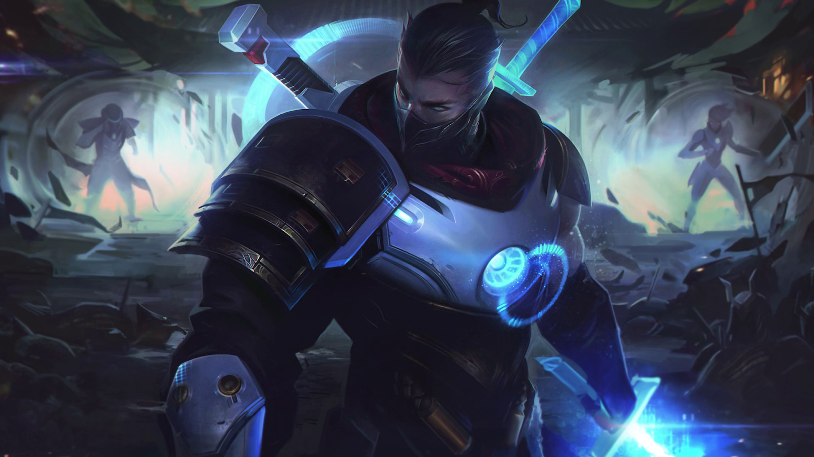 Pulsefire Shen Twisted Fate And Riven Confirmed For League Dot