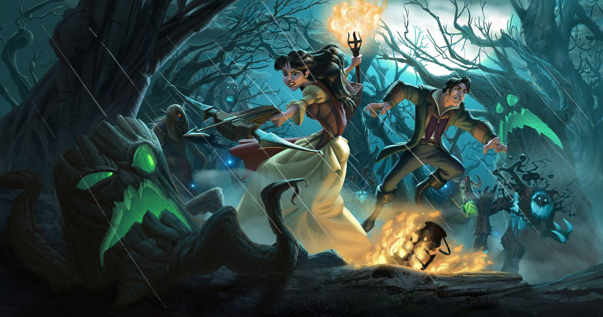 Monster Hunt tips: How to survive while hunting The Witchwood
