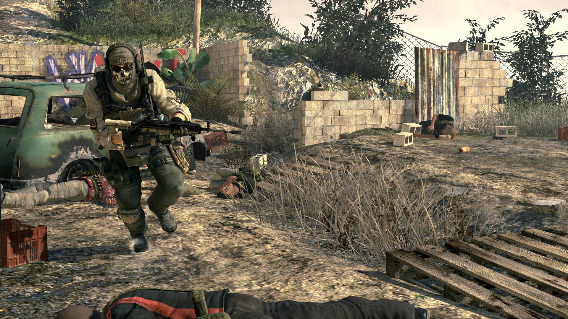 Call Of Duty Modern Warfare 2 Will Reportedly Be Remastered