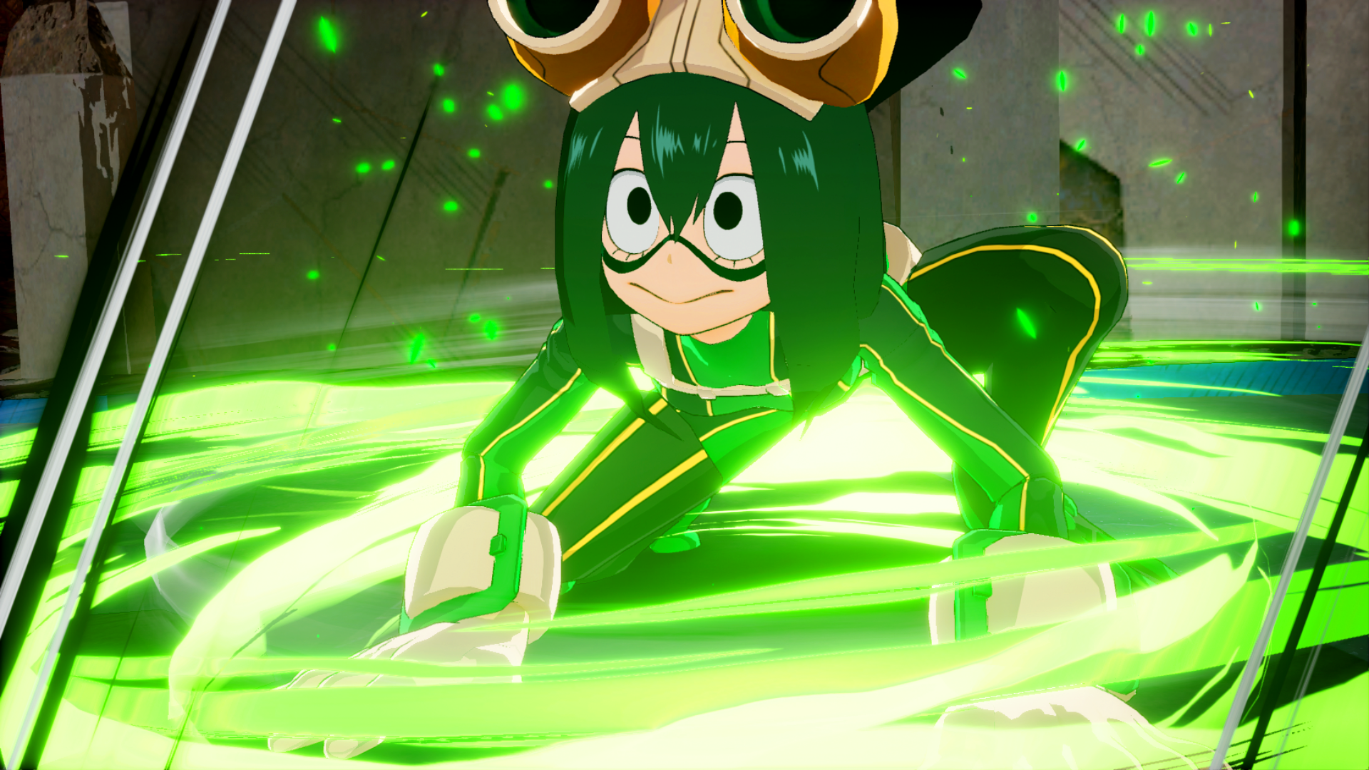 Tsuyu Denki And Momo Join The My Hero Academia One S Justice