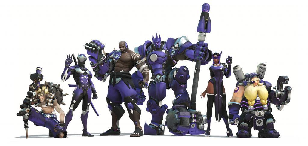 Overwatch Teams