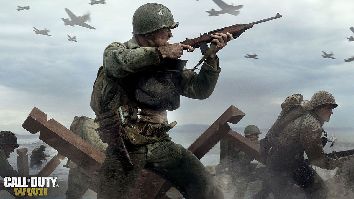 All Weapons In Call Of Duty Wwii Updated October 2018
