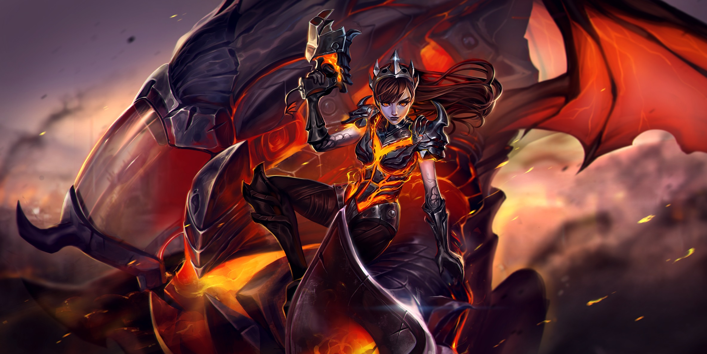 Heroes Of The Sotrm Halloween Skins 2020 Heroes of the Storm's D.Va the Destroyer skin is now live | Dot