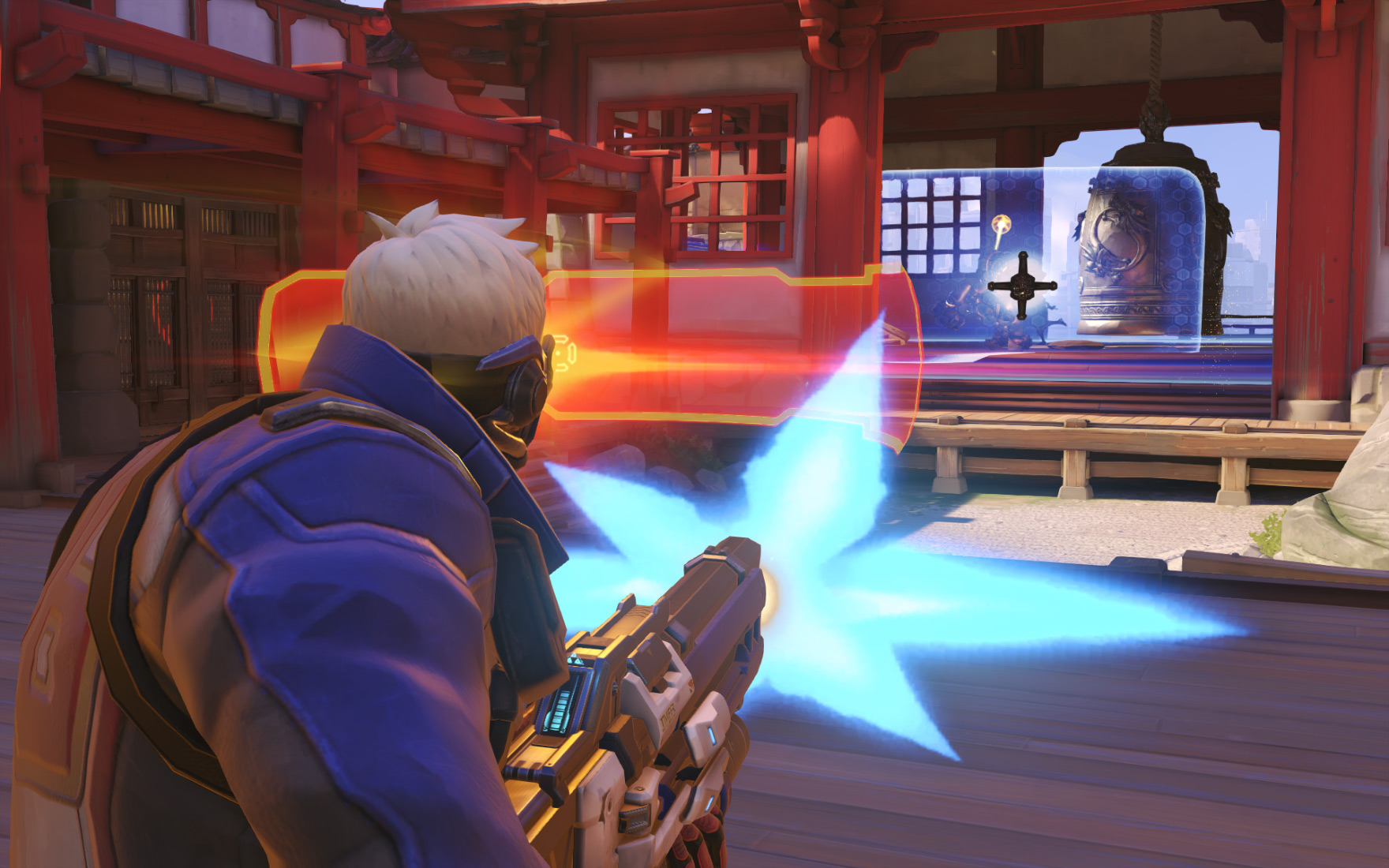 Consistency or blowout potential: Attacking and defending in Overwatch