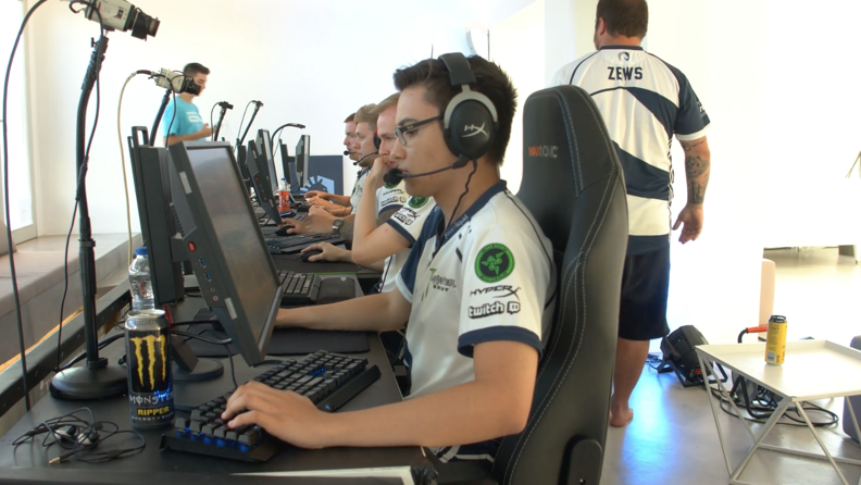 Liquid shock SK Gaming, join the final at ESG Tour Mykonos
