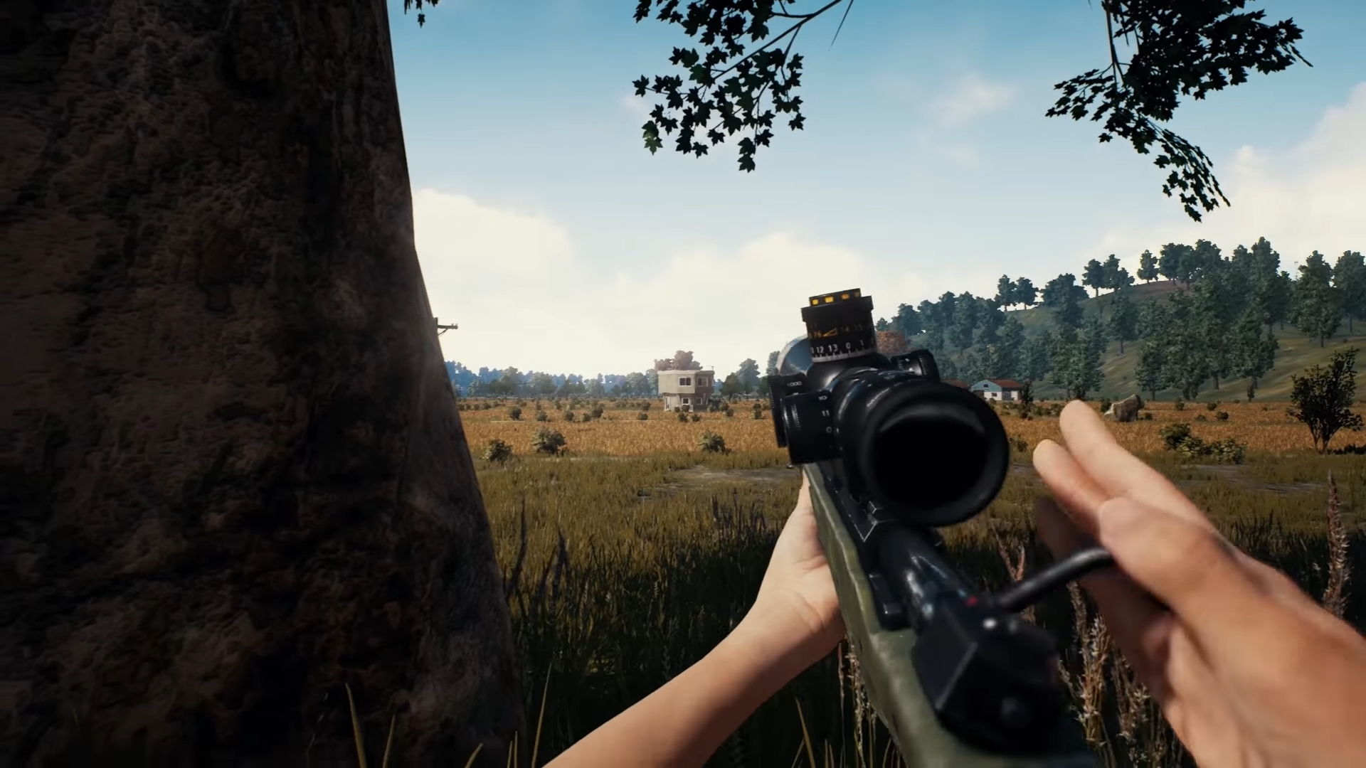 These are the best sniper rifles in PUBG