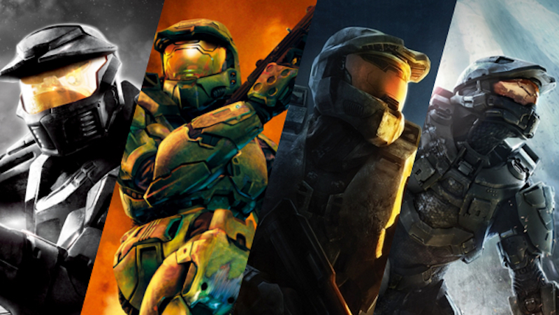 Don't believe the rumors about the next Halo title—there's no sign it's coming anytime soon