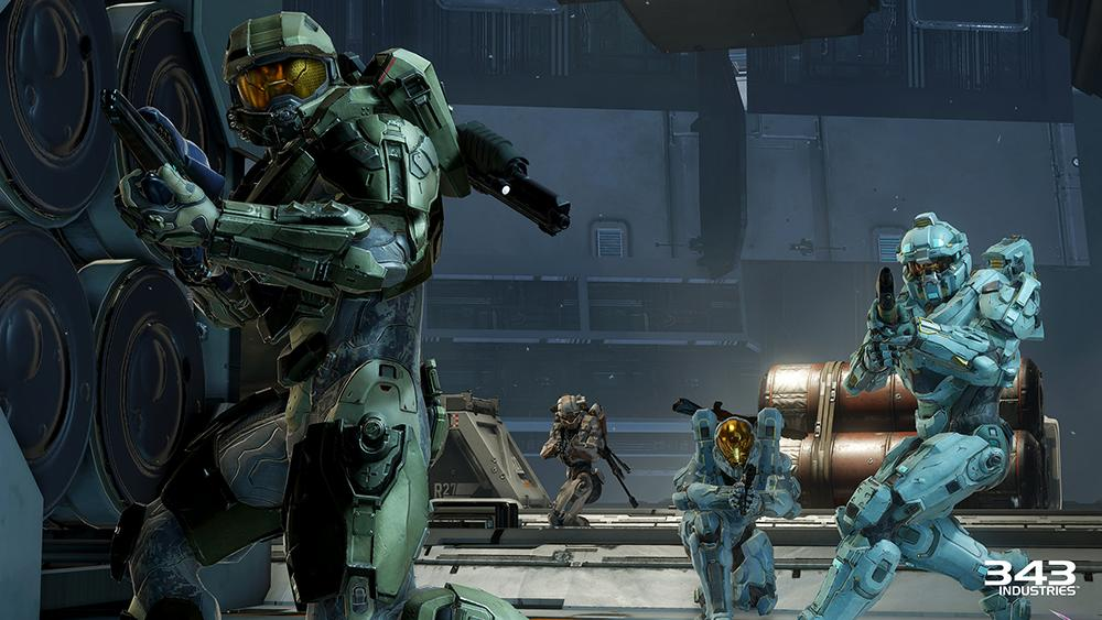 """Cratos: """"I want to find that love I had a year ago again, and it's not going to happen in Halo 5"""""""