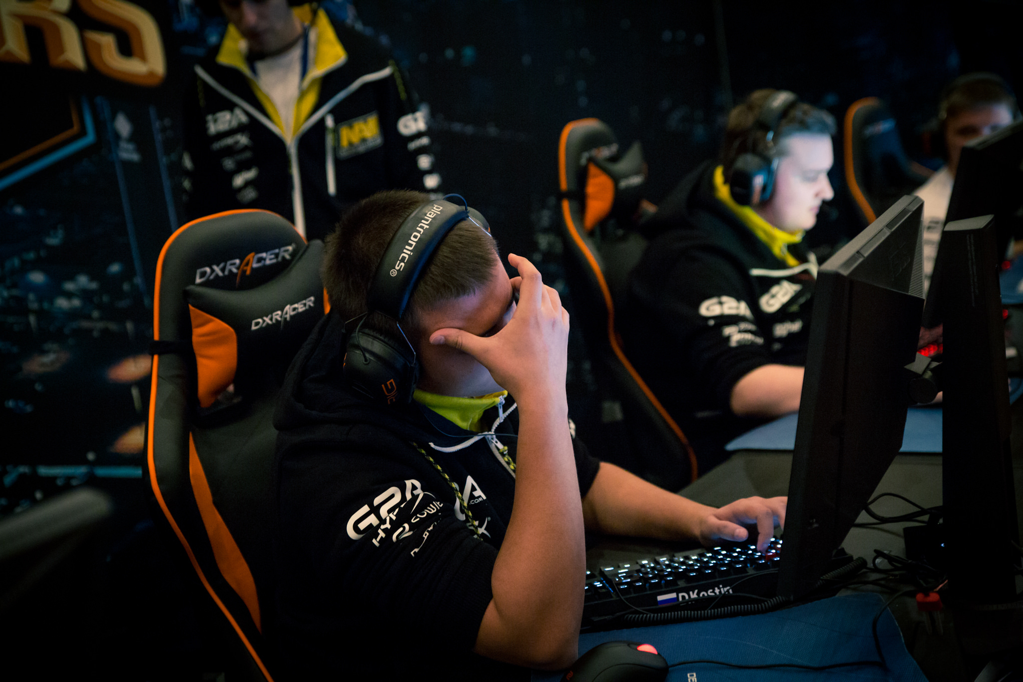 Cloud9 and Na'Vi: Dueling disappointments