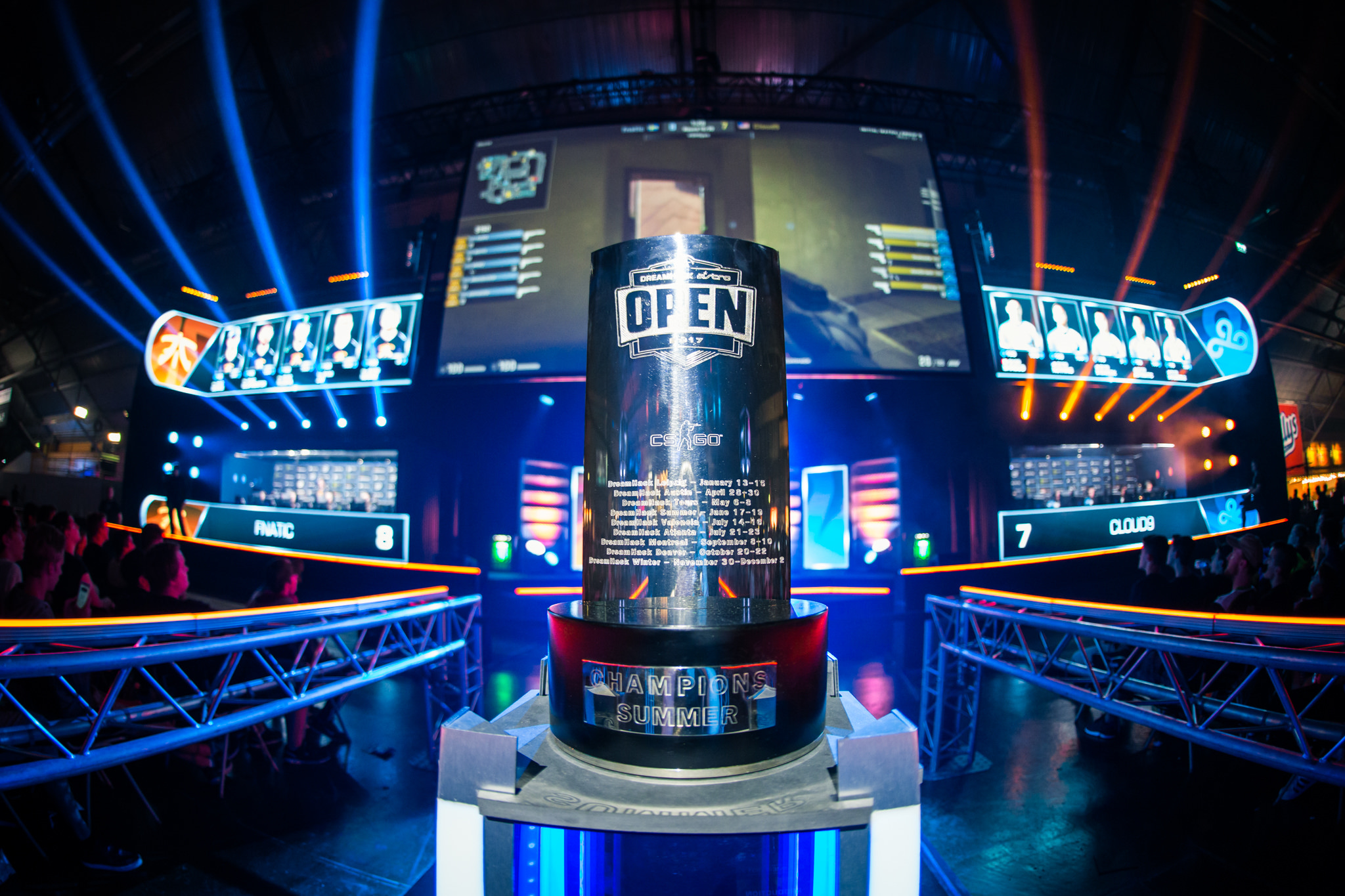 Copper, Iron, Steel: The varying malleability of the best Counter-Strike teams