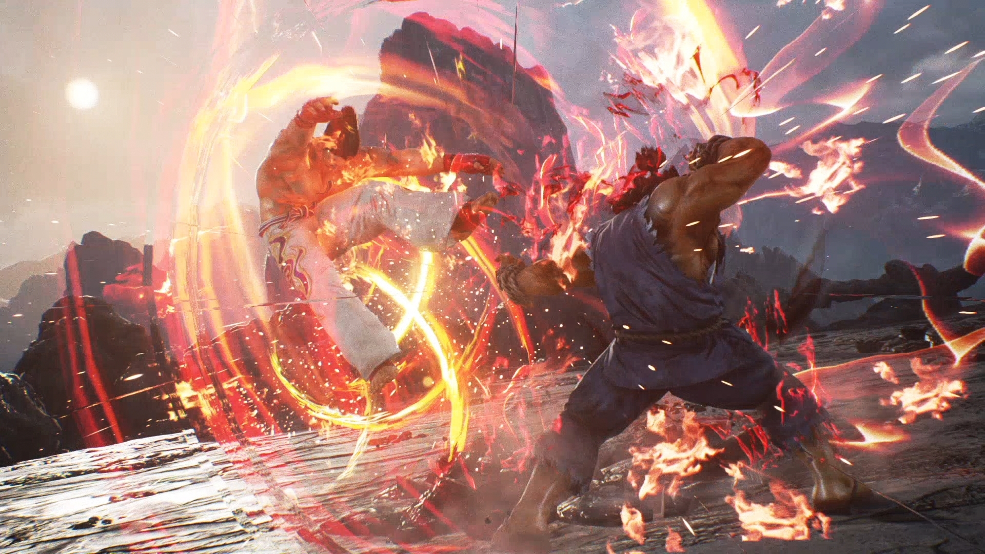 You Can Help Choose The Next Tekken 7 Crossover Character Dot Esports