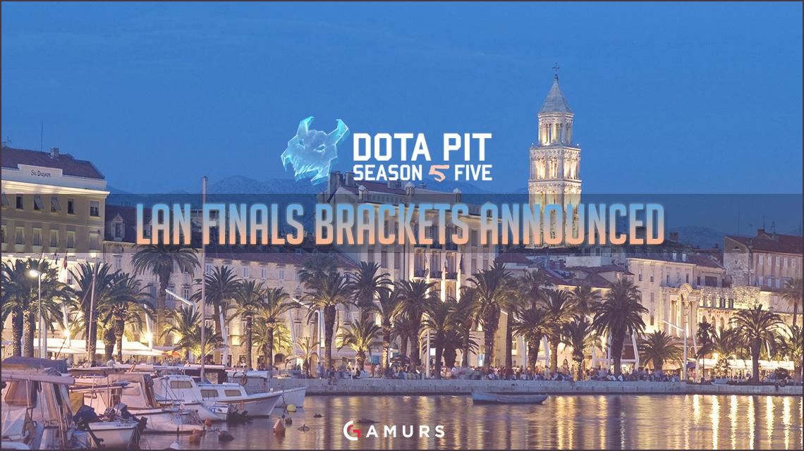 DotA Pit Season 5 LAN Finals: Brackets Announced