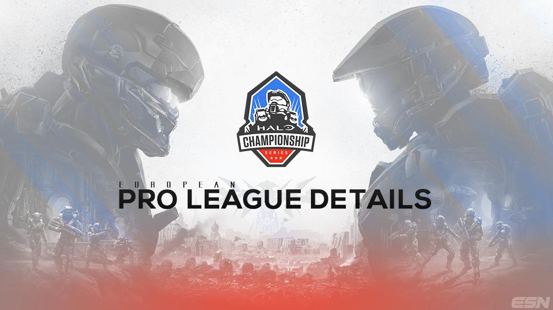 HCS Pro League EU Breakdown