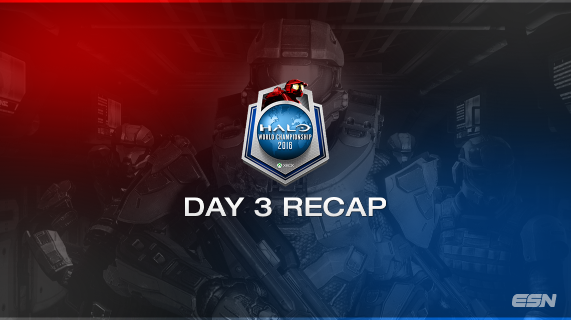 Halo World Championship Finals: Day 3 Recap