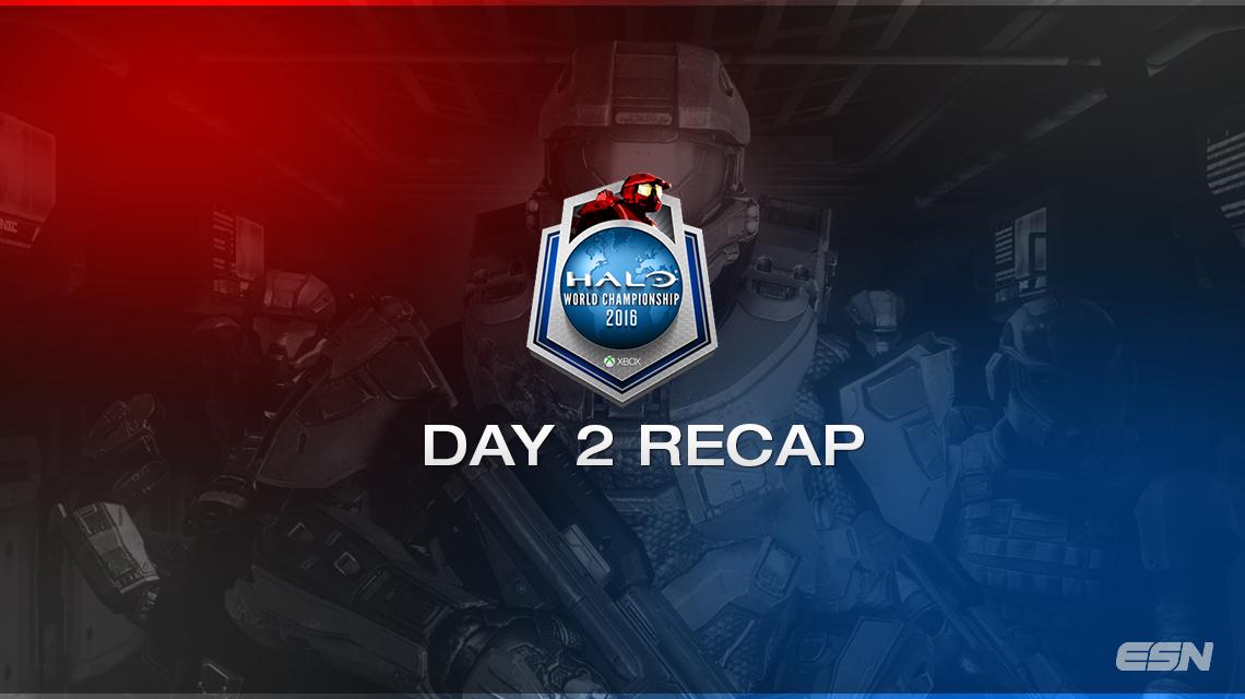 Halo World Championship Finals: Day 2 Recap