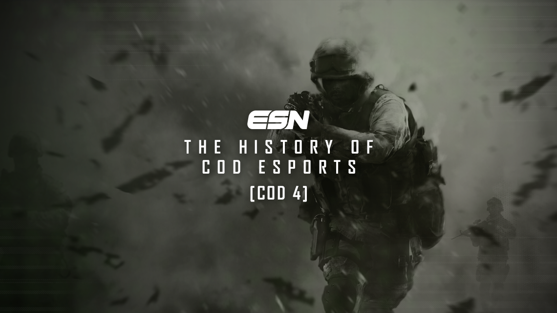 The-History-Of-Cod-Esports-(Cod4)