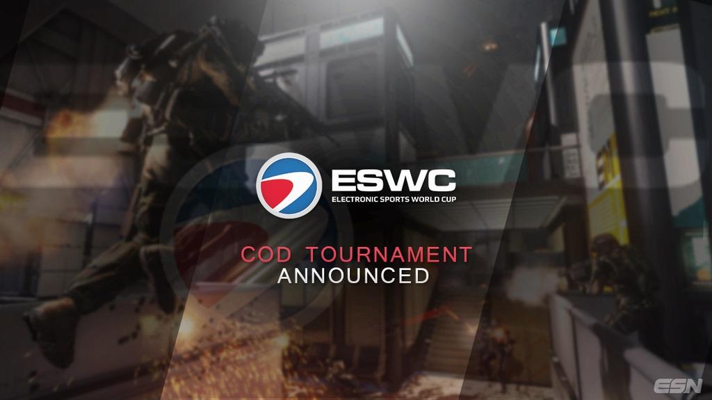 eSports World Cup CoD Tournament Announced
