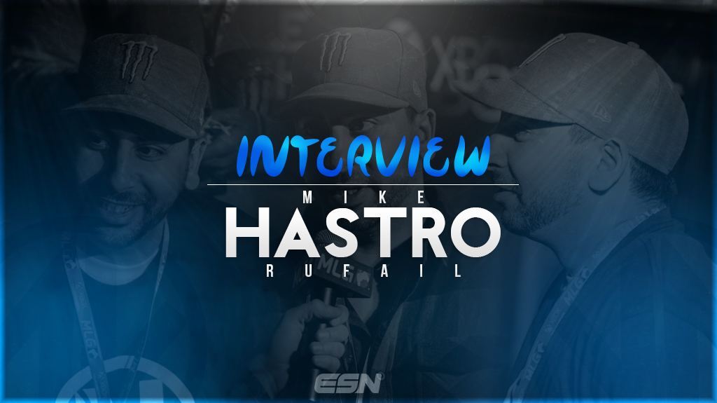 "Interview: Mike ""Hastro"" Rufail"
