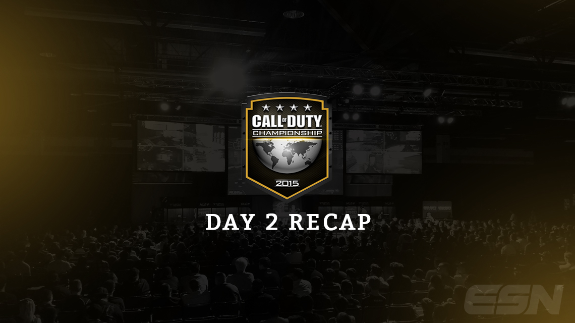 cod-champs-day-2-recap