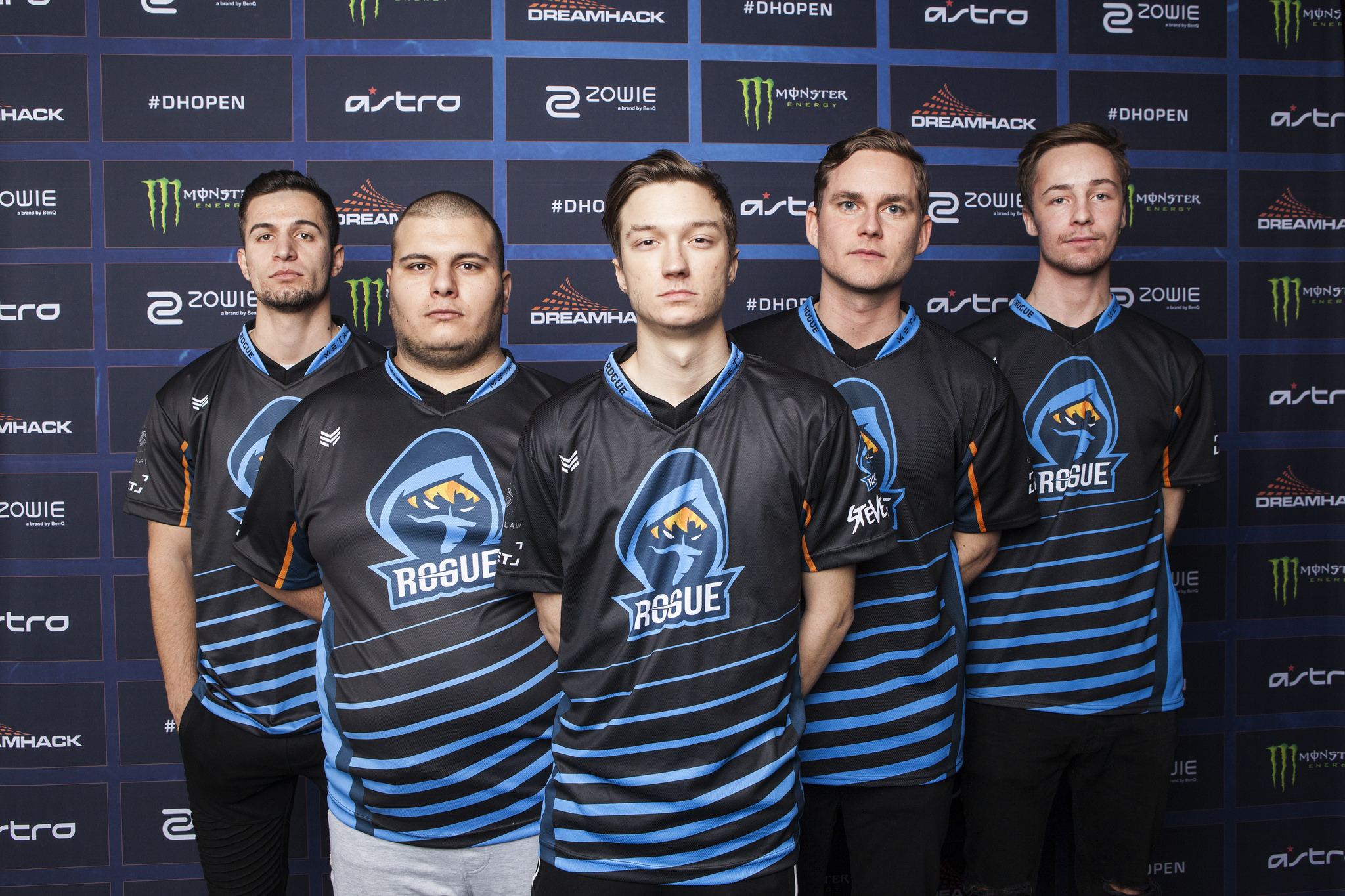 Rogue removes glace from active lineup