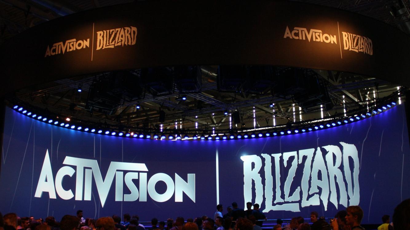Activision Blizzard names Google exec as new president
