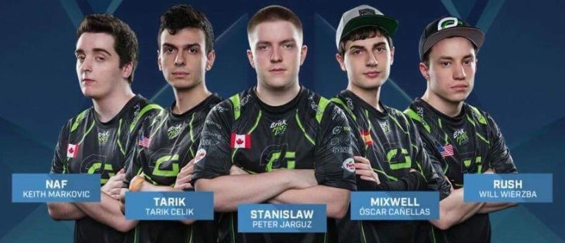 RUSH and mixwell reportedly could join Team Liquid