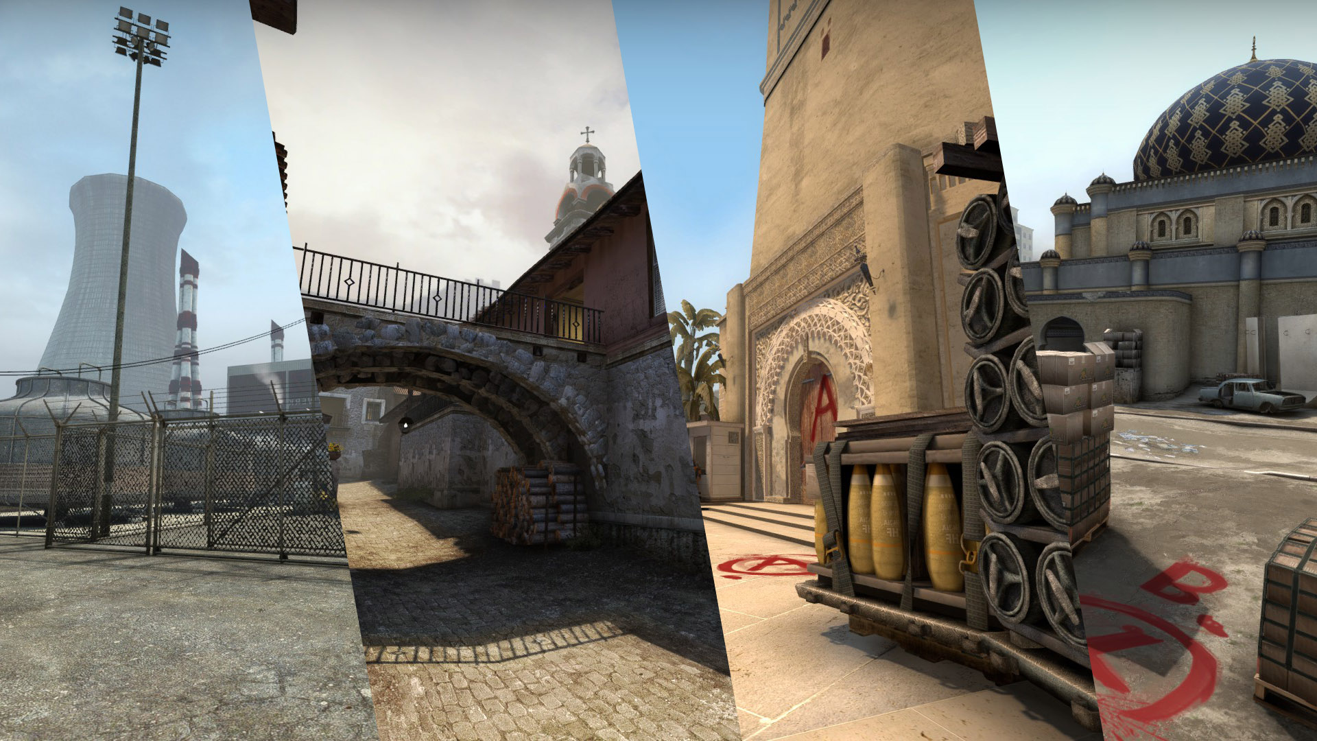 Mix-Map CS: How to Splice up Showmatches