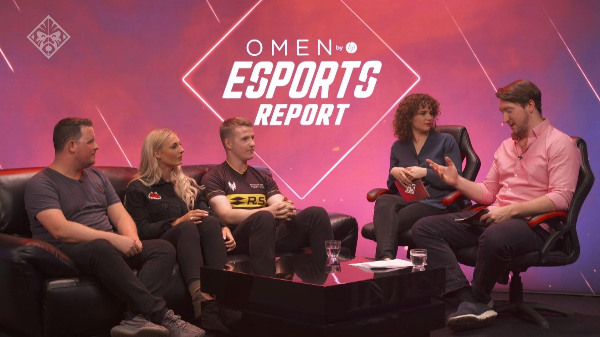 Team Vitality coach Gregan discusses picking up teenage Rocket League whiz Scrub Killa on the OMEN Esports Report