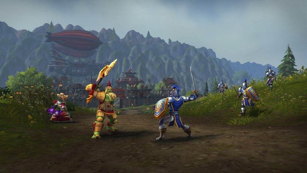 Blizzard explains potential changes to AoE damage in World of Warcraft: Shadowlands