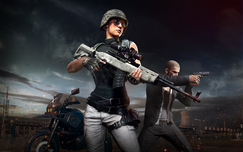 New PUBG Twitch Prime loot now available