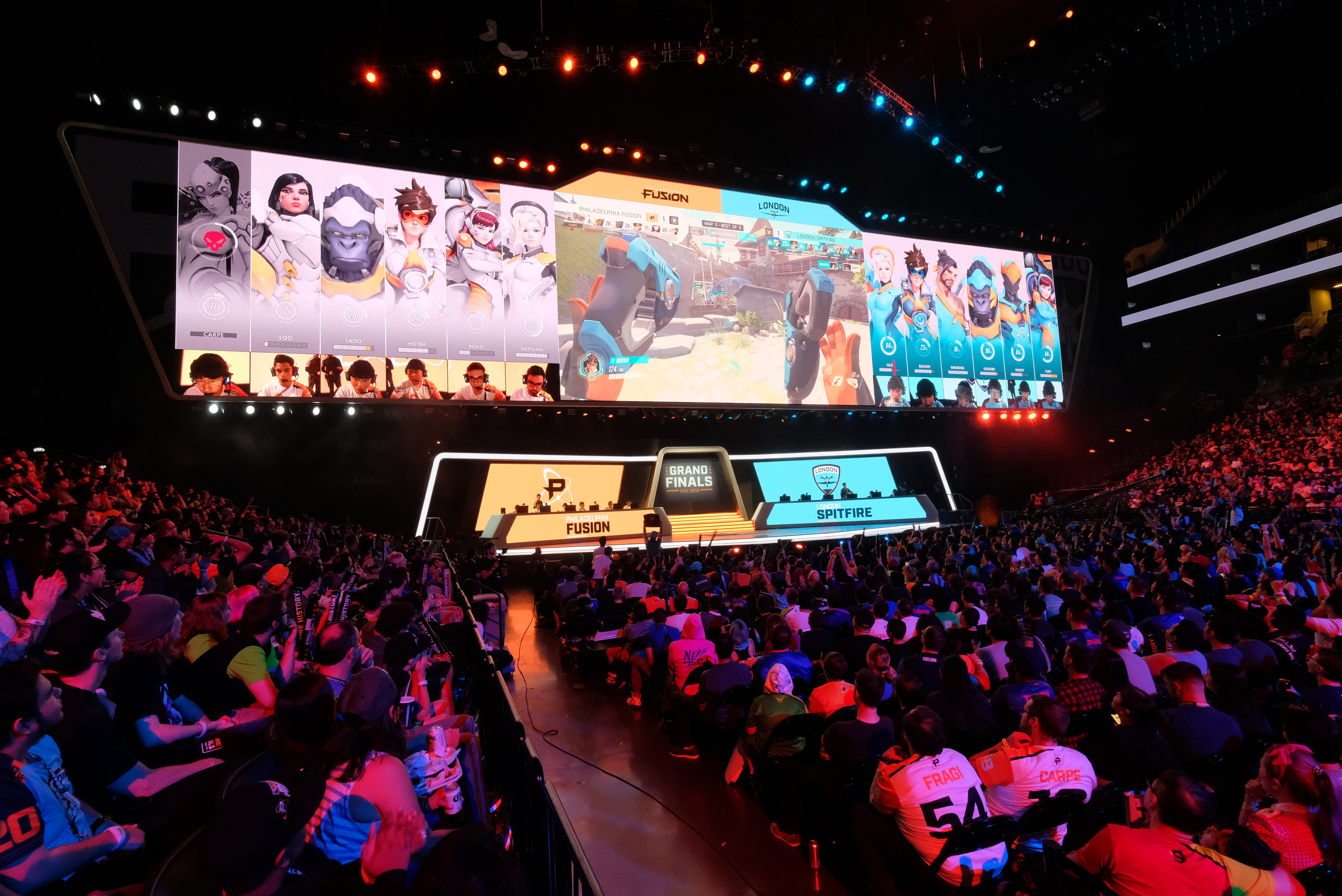 How advertising in esports is changing
