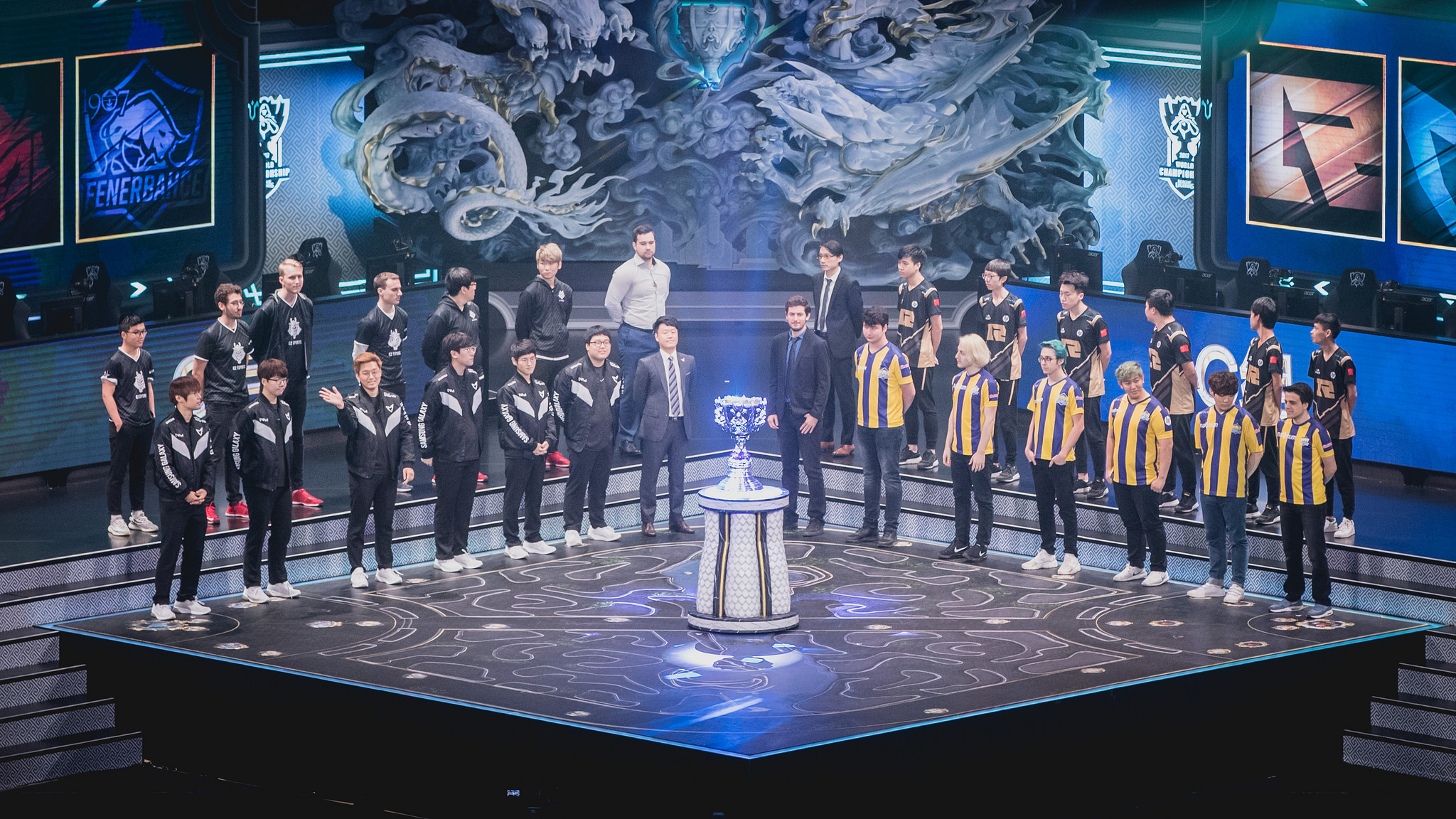 The Best Players At Worlds This Year Dot Esports