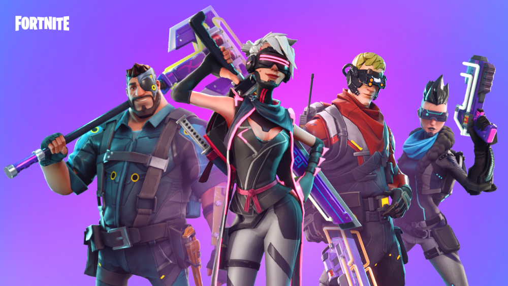 Can You Play Ps4 Pc Fortnite How To Link Your Fortnite Account To Pc Ps4 Xbox One And Switch Dot Esports