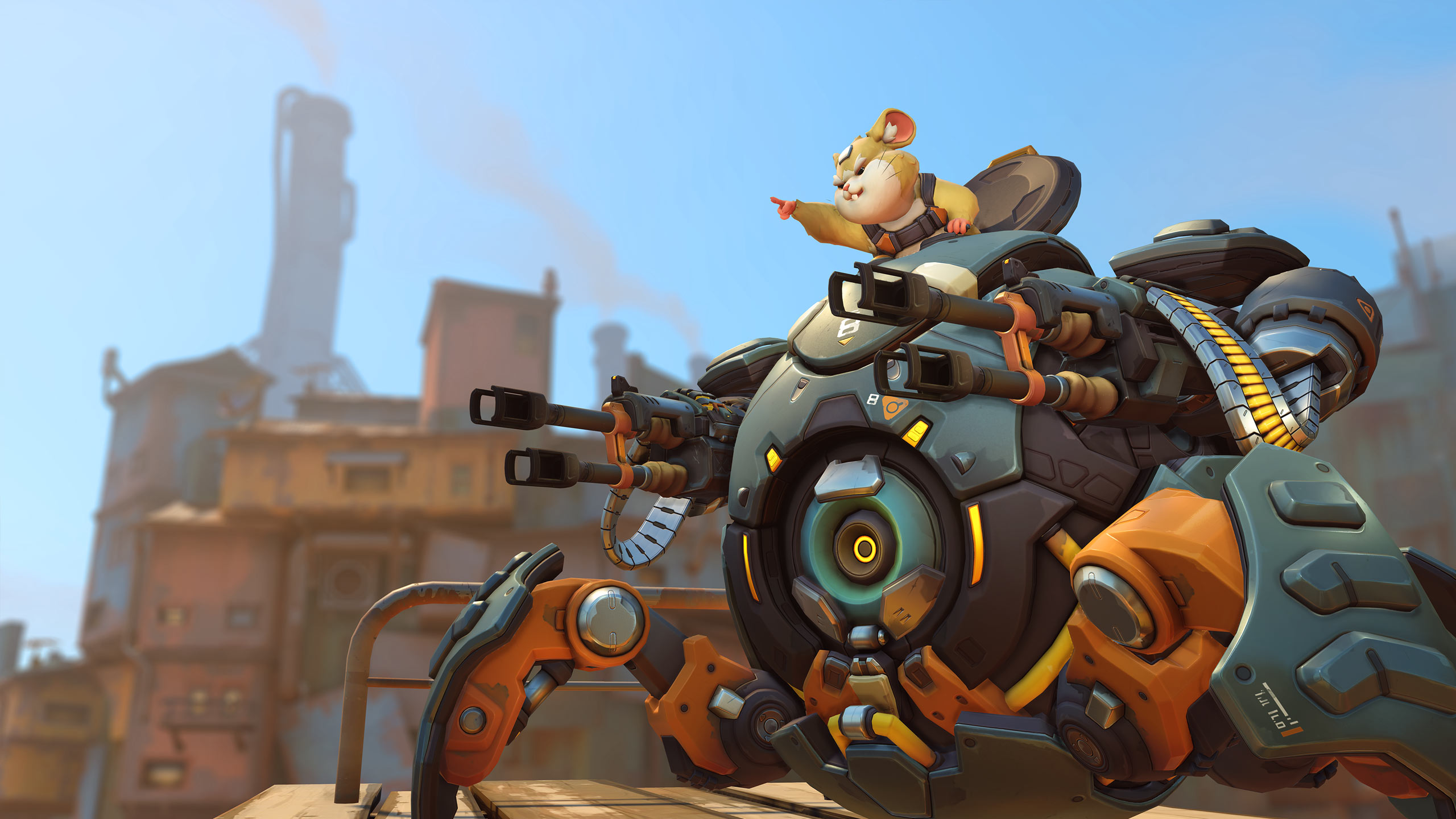 Submarine Wrecking Ball revealed for Overwatch Anniversary event