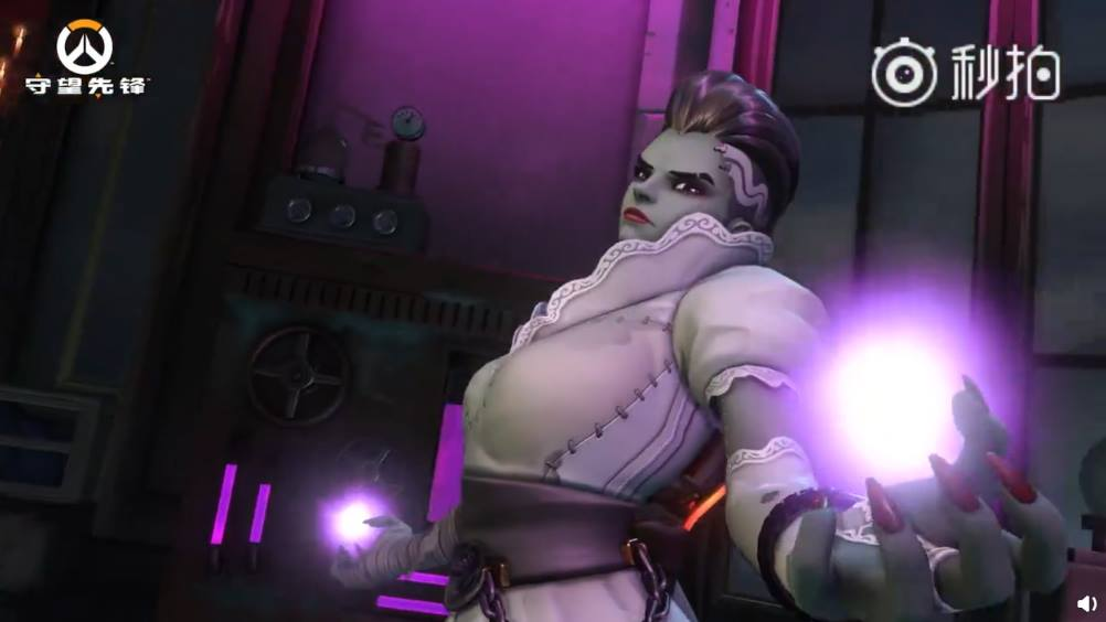 Overwatch Halloween Skins 2020 Sombra Three more Overwatch skins leak ahead of Halloween Terror event