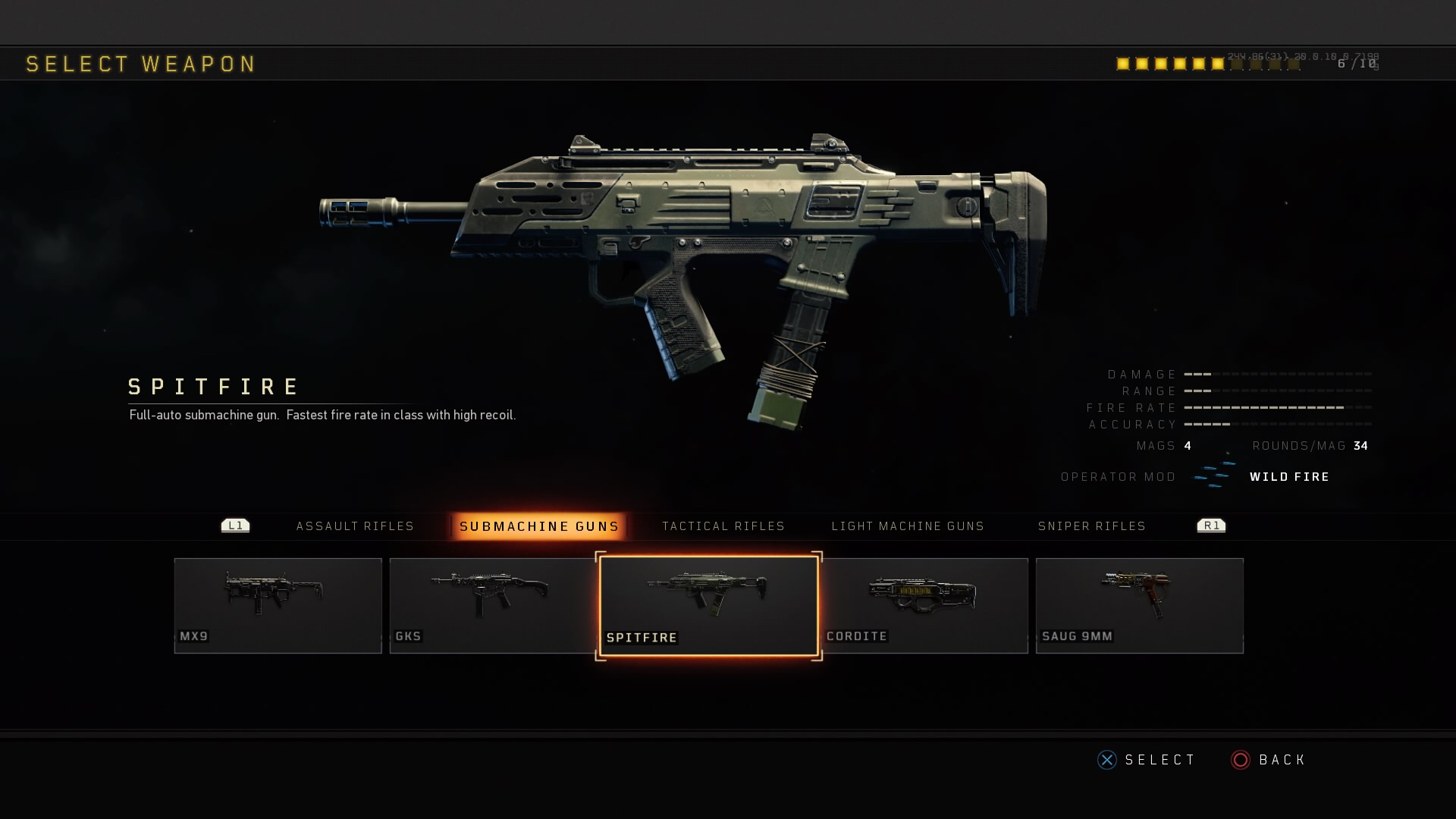 The Best Submachine Guns In Call Of Duty Black Ops 4 Dot Esports