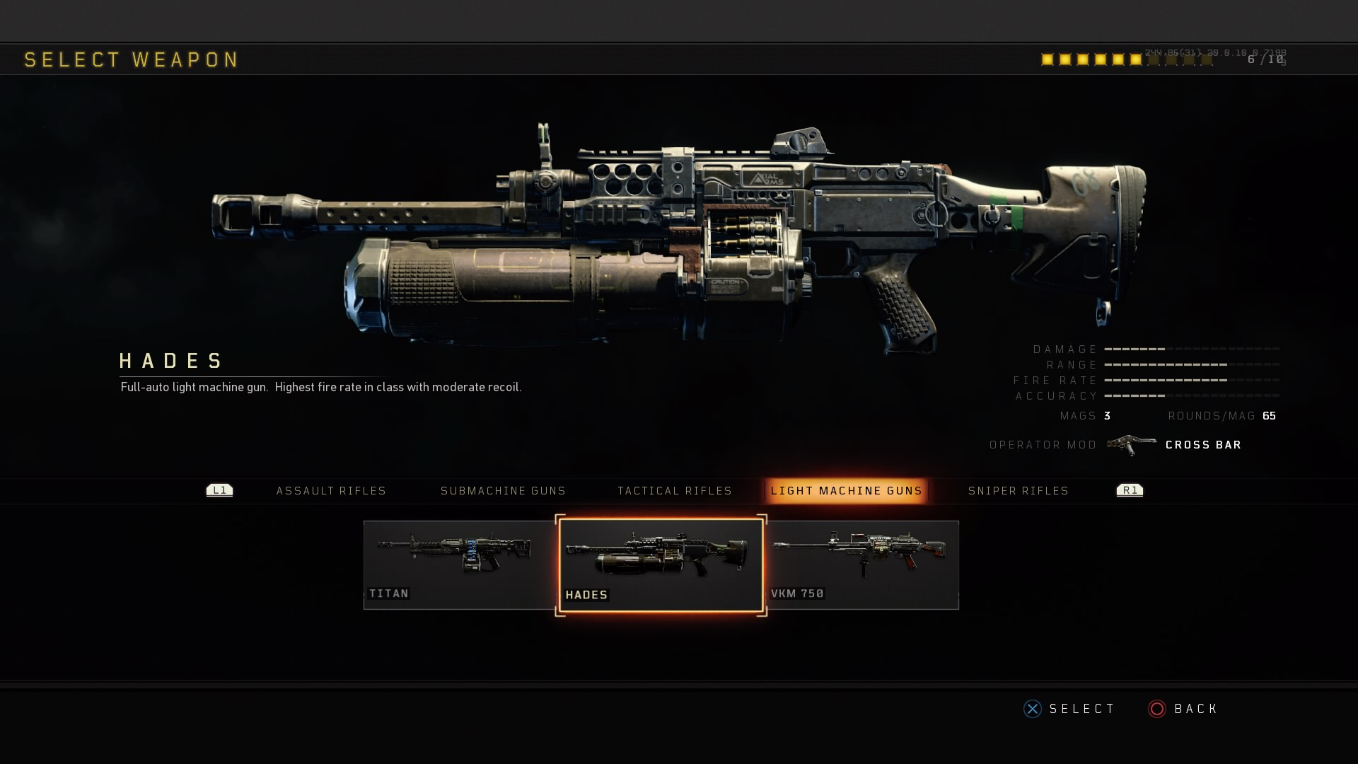 Call Of Duty Black Ops 4 Complete Weapon List Dot Esports