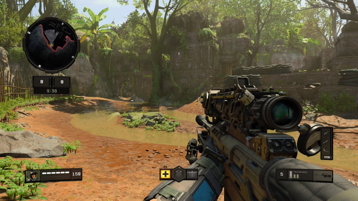 Best Sniper Rifles In Call Of Duty Black Ops 4 Dot Esports