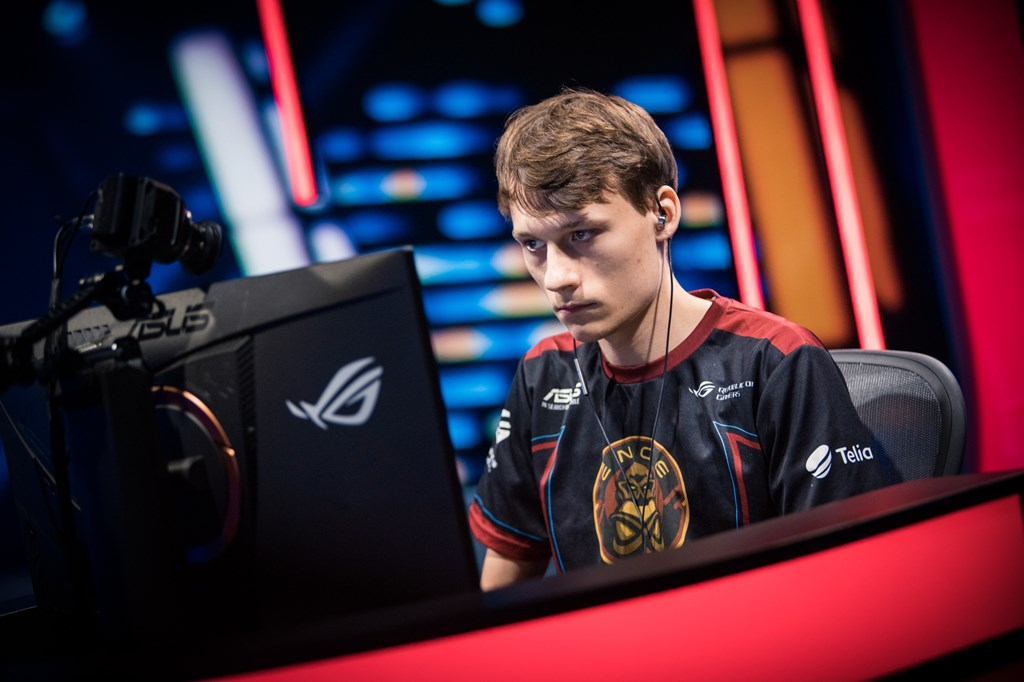 The best StarCraft 2 player in the world may not be Korean