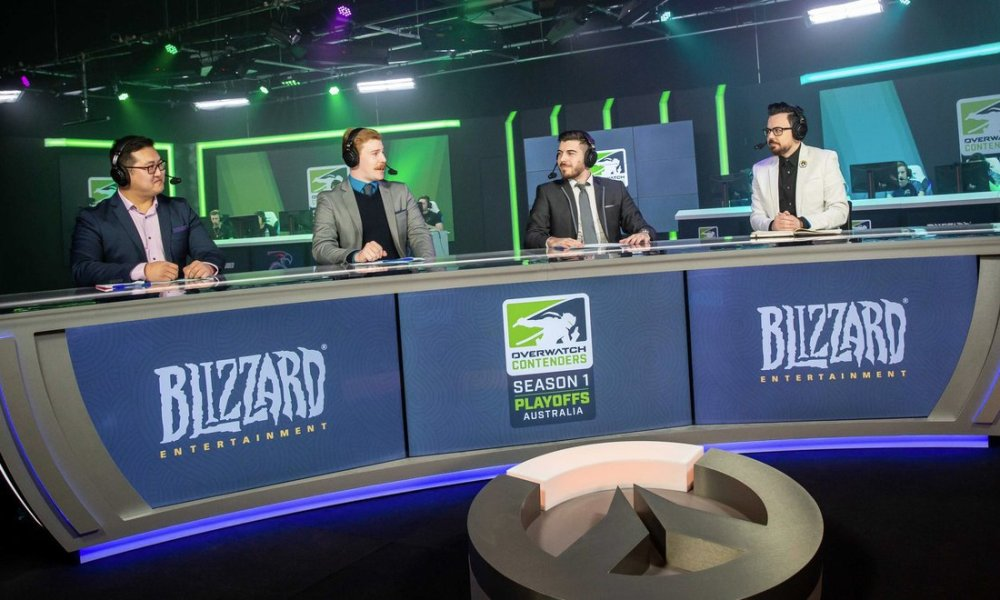 Sydney Drop Bears, Dark Sided, more compete for Overwatch Contenders Australia title this weekend