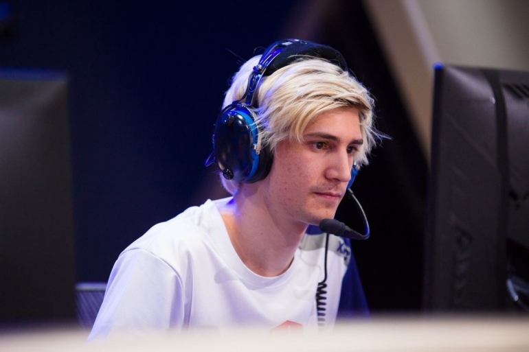 XQc says he doesn't like retaking bombsites in VALORANT