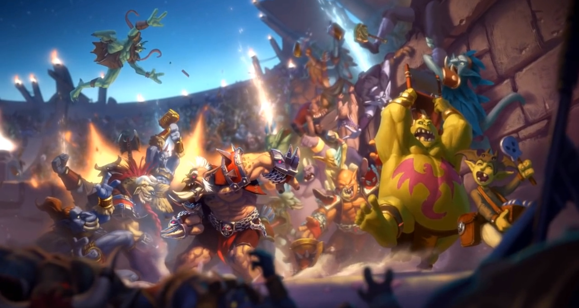 Scorch: Hearthstone's newest card revealed ahead of the upcoming expansion